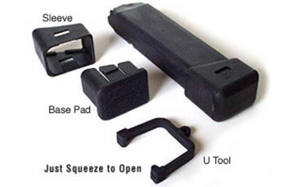 Glock Base Pad & Spring for Type 17