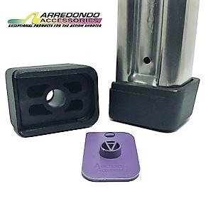 Arredondo     Extended Pad for STI 10 rnd. Magazines